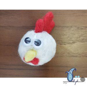 felt rooster