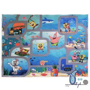 SpongeBob play mat