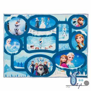 Frozen play mat