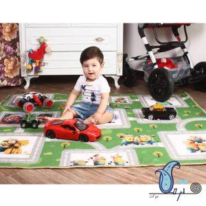 Minion play mat